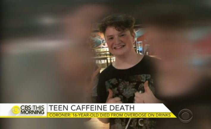 coroner says healthy teen died from caffeine overdose - ktvq, Skeleton