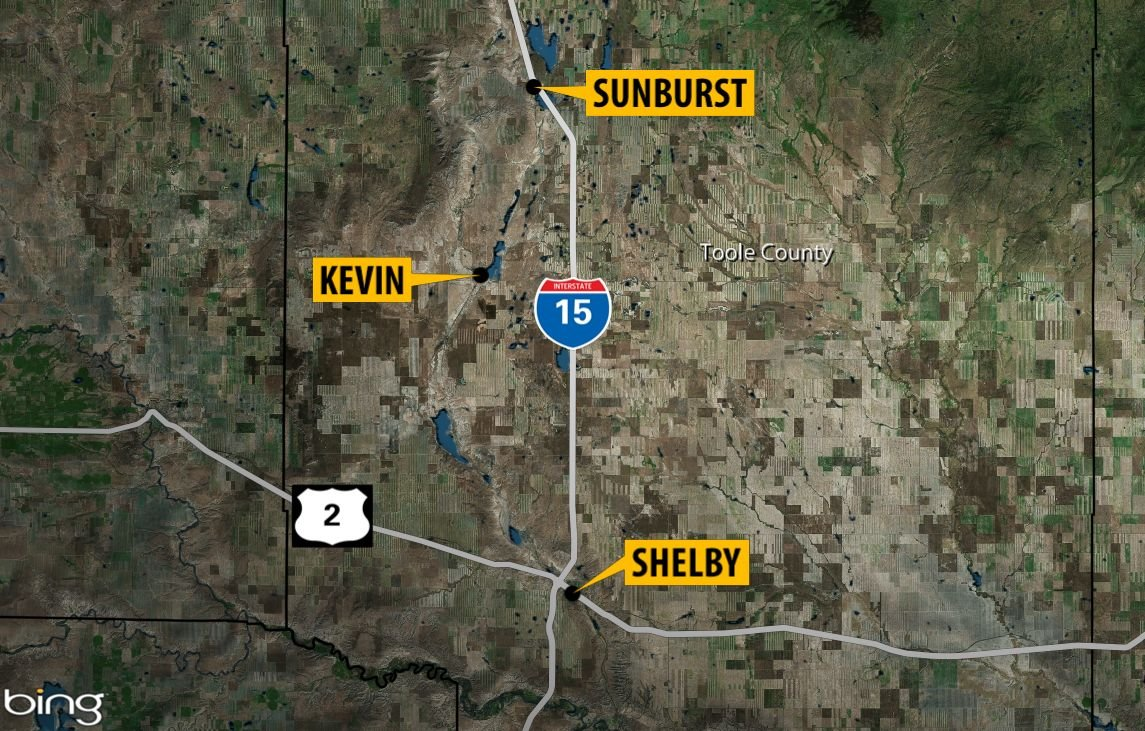 Montana toole county sunburst - Montana Man Sentenced For Negligent Homicide In Toole County