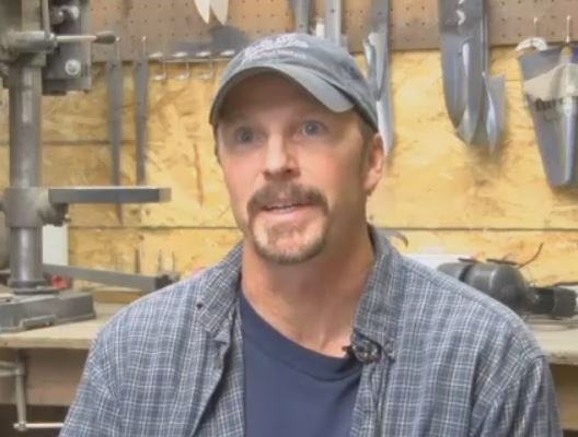 Todd Orr, founder of Skyblade Knives