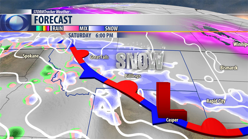 Q2 Weather A Significant Snow Event Is Still On Track For
