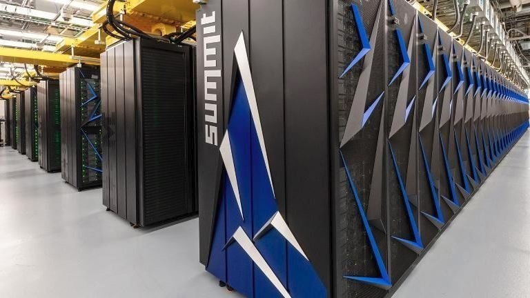 In the United States created the most powerful supercomputer in the world