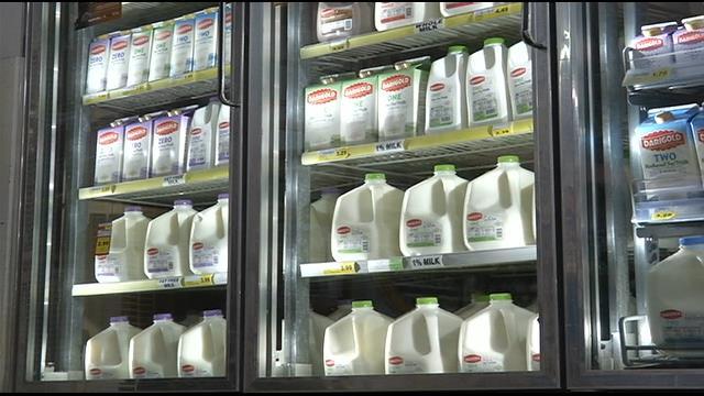 Milk in Montana