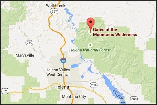 Human remains discovered in Montana wilderness area KXLHcom