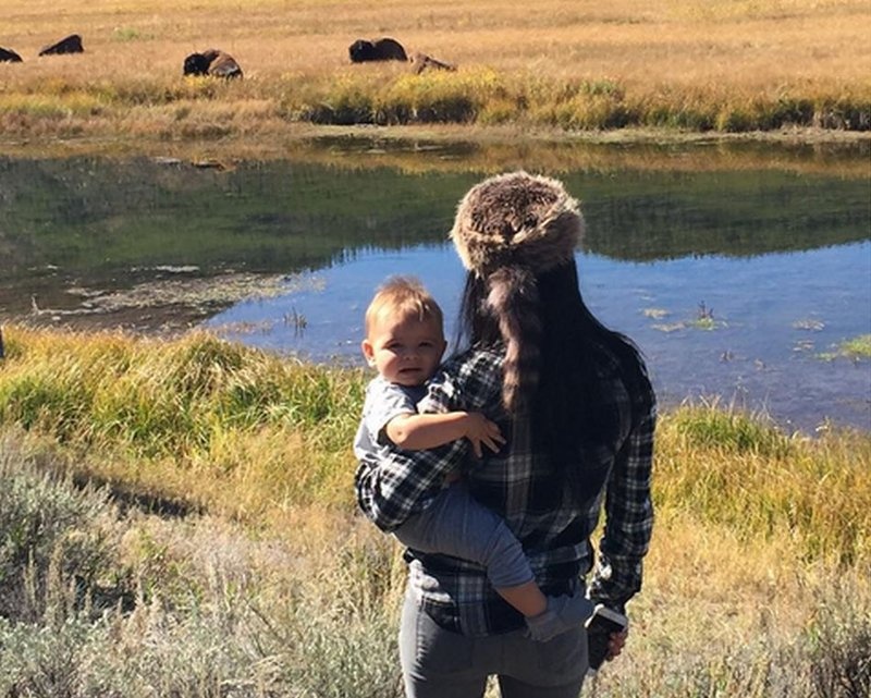 Yellowstone tries to keep up with the kardashians krtv for Bison motors great falls mt