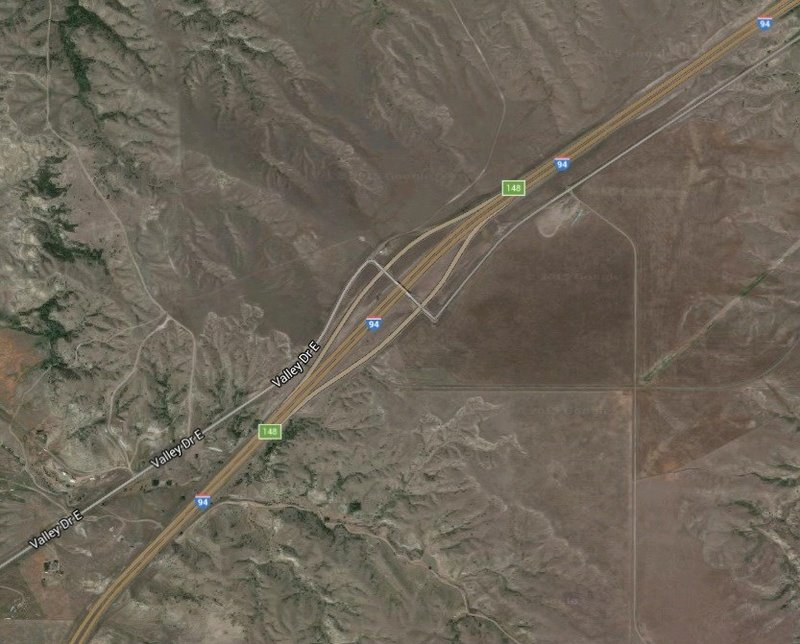 Miles city man killed in custer county crash identified kbzk the accident happened at valley dr google maps publicscrutiny Image collections