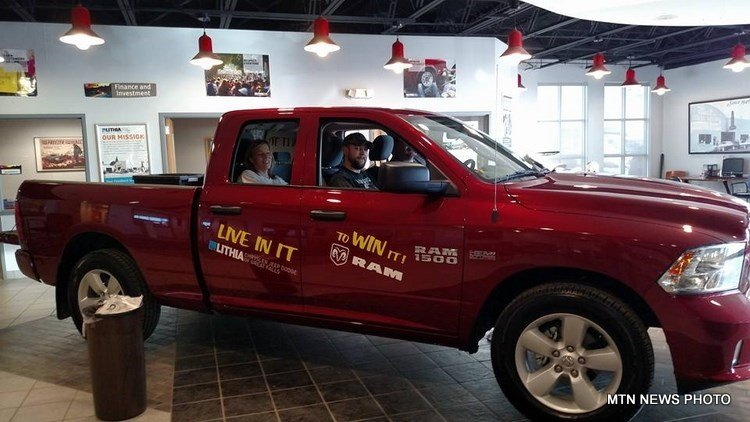 Live In It To Win It Contest Underway For New Car Krtv