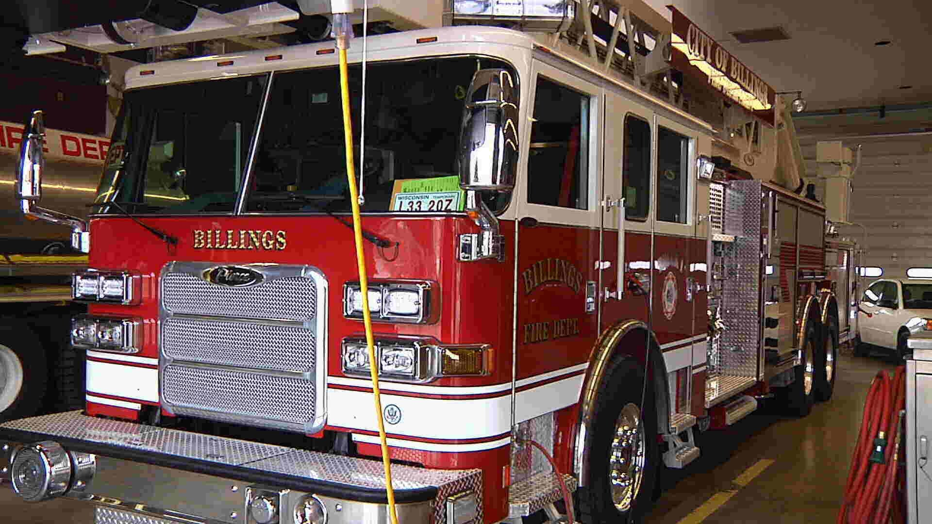 Billings Logan International Airport Fire Department ...